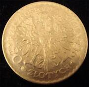 Poland Gold Coin