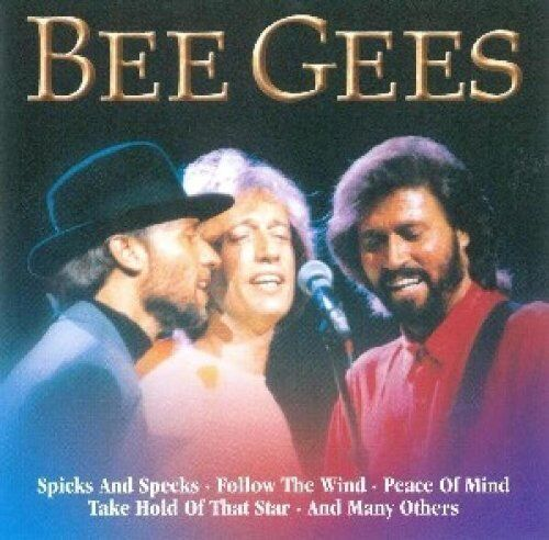 Bee Gees Same (compilation, 20 tracks, #eurotrend157.476) [CD]