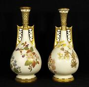 Royal Worcester Vase