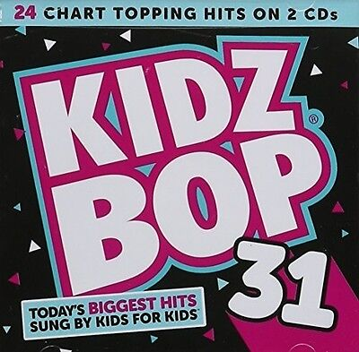 Kidz Bop Kids   Kidz Bop 31  New Cd  Canada   Import