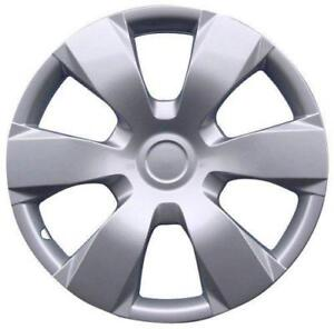 """New Drive Accessories KT-1000-16S/L, Toyota Camry, 16"""" Silver Replica Wheel Cover, (Set of 4)"""
