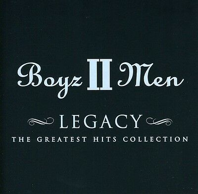 Hits Collection Import - Boyz II Men - Legacy-The Greatest Hits Collection [New CD] UK - Import