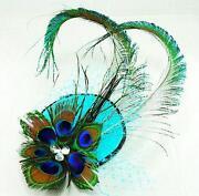 Peacock Hat