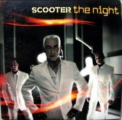 Scooter [maxi-cd] night (3 tracks, cardsleeve)