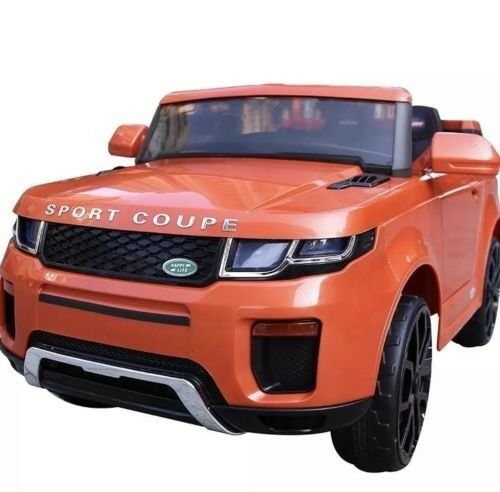 727fe424390 RIDE ON 12V EVOQUE RANGE ROVER   LAND STYLE JEEP KIDS REMOTE CONTROL CAR    CARS