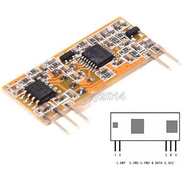 Rxb8 433mhz Superheterodyne Wireless Receiver Module Perfect For Arduinoavr