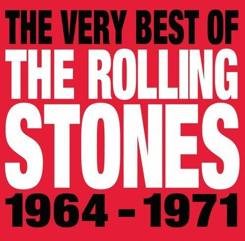 The Rolling Stones - Very Best Of The Rolling Stones 1964-1971 [new Cd