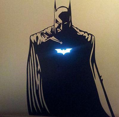"Batman Dark Knight Sticker Vinyl Decal for Apple Macbook Air/Pro/Retina 13"""
