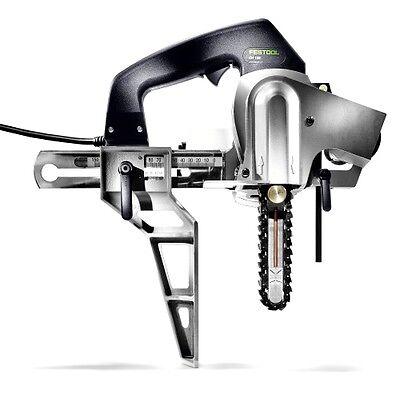 Festool Chain Mortiser Mortising Slotting Carpentry Machine Cm150 769534 Festo