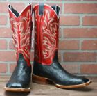 Justin Boots Leather Boots for Men 8.5 Men's US Shoe Size