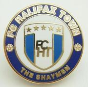 Halifax Badge