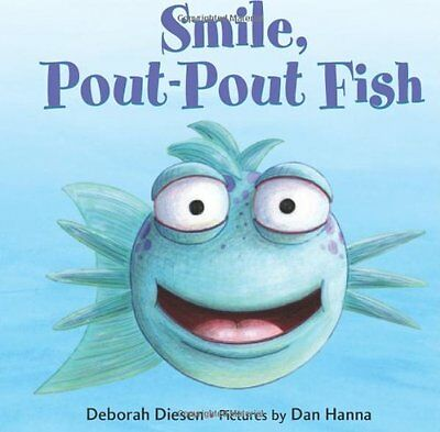 Smile  Pout Pout Fish  A Pout Pout Fish Mini Adventure  By Deborah Diesen