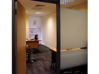 "SERVICED OFFICE SPACE TO RENT ""FLEXIBLE TERMS"" MAIL ADDRESS/TELEPHONE ANSWERING"