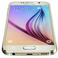 UNLOCKED GOLD SAMSUNG GALAXY S6