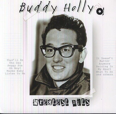 Buddy Holly   Greatest Hits  New Vinyl  Holland   Import