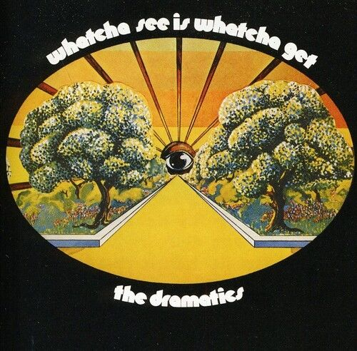 The Dramatics - Whatcha See Is Whatcha Get [New CD] Bonus Tracks, 24 Bit Remaste