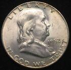 Circulated 1952 Franklin Half Dollars (1948-1963)