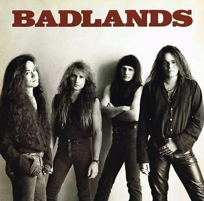 Badlands-Badlands CD