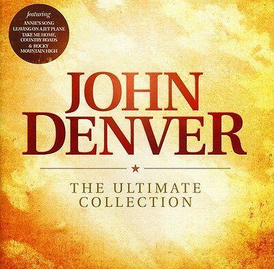 Купить John Denver - Ultimate Collection [New CD]