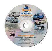 Vauxhall Meriva Manual