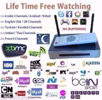 IPTV Box Free Channels Arabic+Indian+Turkish+English+French Langford Gosnells Area Preview