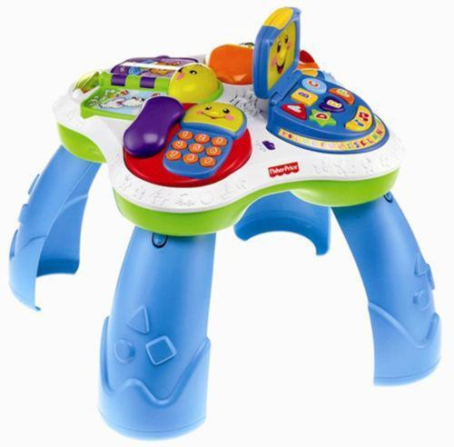 Laugh & Learn Puppy & Friends Learning Table - Fisher-Price