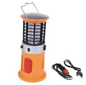 lampe eclairage solaire fonction anti insectes camping 334p660 ebay. Black Bedroom Furniture Sets. Home Design Ideas