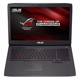 ASUS G751JT Gaming Laptop / GTX 970M 3.0GB VRAM / 16GB RAM