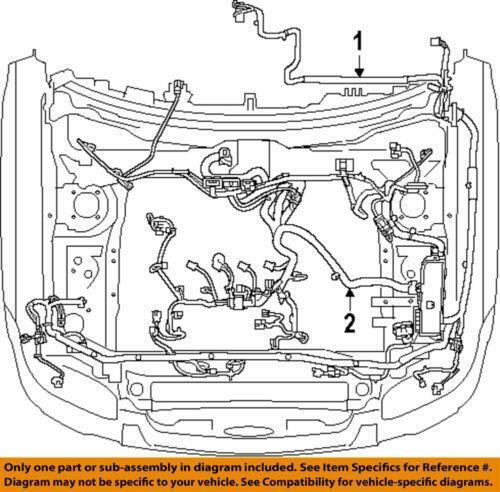 Ford Engine Wiring Harness | eBay on ford brake light wiring diagram, ford f-350 wiring diagram, ford truck wiring diagrams, ford ranger tail light assembly, rewiring a boat diagram, ford ranger turn signal diagram, ford ranger 2.9 wiring-diagram, ford ranger fuse diagram, ford ranger tail light plug, century boats lights diagram, ford ranger tail light connectors, ford econoline e350 fuse diagram for 2009, ford ranger trailer wiring harness, ranger boat livewell diagram, ford super duty trailer wiring diagram, ford brake switch diagram, 2002 ford explorer power window wiring diagram, ford ranger tail light cover, ford trailer plug wiring diagram, ford wiring harness diagrams,
