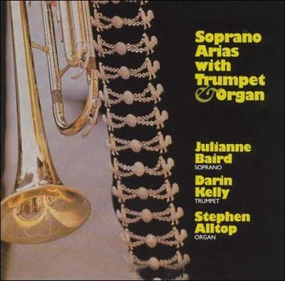 - SOPRANO ARIAS WITH TRUMPET & ORGAN NEW CD