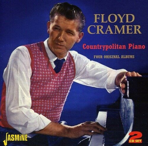 Floyd Cramer - Countrypolitan Piano [New CD] UK - Import