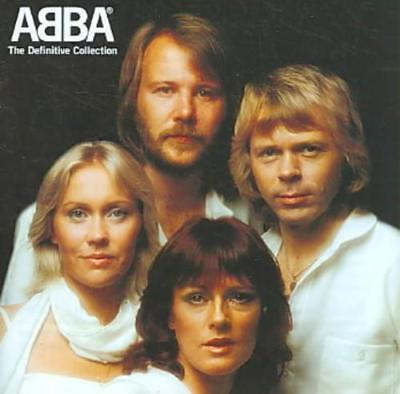 ABBA - THE DEFINITIVE COLLECTION NEW CD