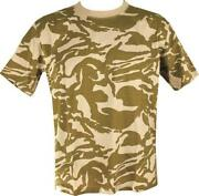 Army Desert T Shirt