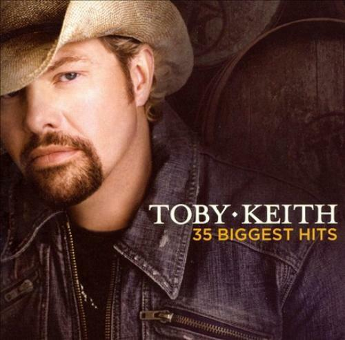 TOBY KEITH - 35 BIGGEST HITS NEW CD