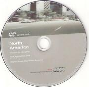 2012 Navigation DVD