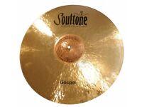 "16"" Soultone Gospel crash - £70.00"