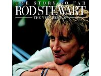Stewart, Rod - The Story So Far: The Very Best Of Rod