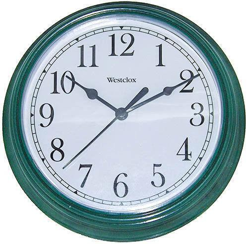Westclox Wall Clock Ebay
