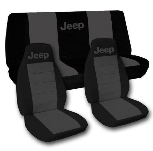 Jeep Back Seat Cover Ebay