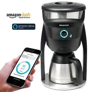Behmor Brewer Smart Connected Temperature Control Coffee Maker