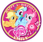 Unbranded My Little Pony Party Cakes