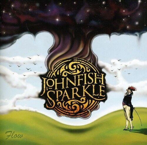 Johnfish Sparkle - Flow [New CD]