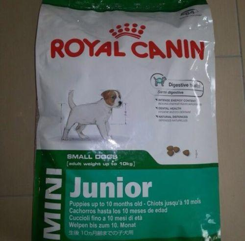 royal canin junior hundefutter ebay. Black Bedroom Furniture Sets. Home Design Ideas