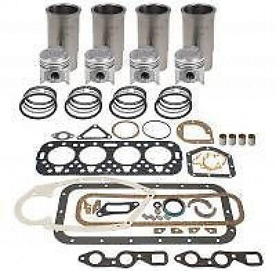 Massey Ferguson Basic Engine Overhaul Kit w/ Continental Gas G176 65 (Basic Engine Kit)