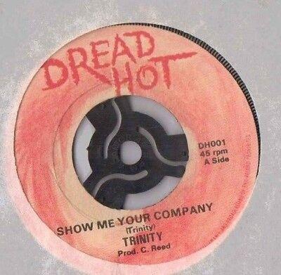 Trinity Show Me Your Company 7  Single White Sleeve