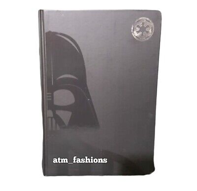 Primark Star Wars Darth Vader Notebook Stationery Valentine's Gift New
