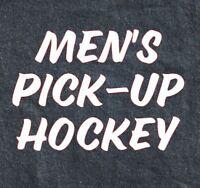 Men's Pickup Hockey - ROSTER FILLED