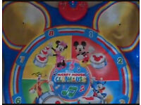 Micky mouse club house music mat