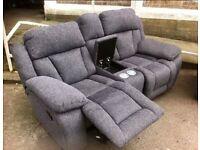 2 X 2 seater sofas Plus foot stool