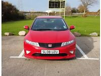 Price drop Honda civic type r